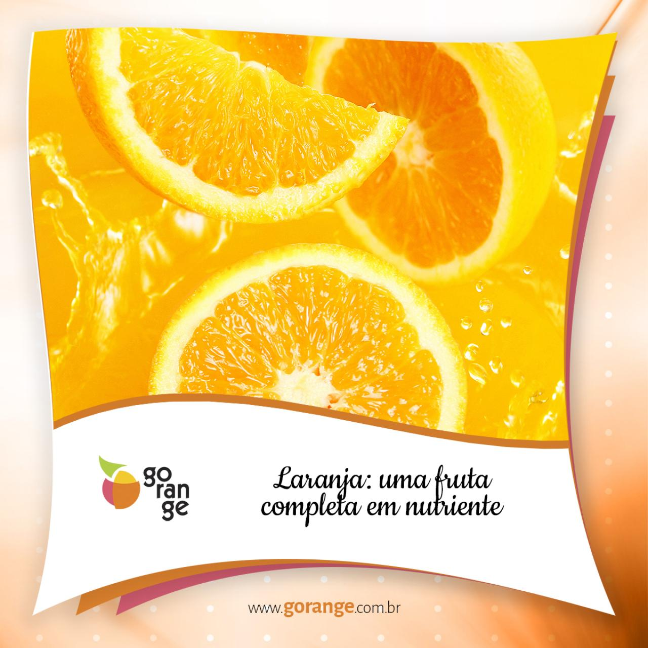 Consumo de laranja