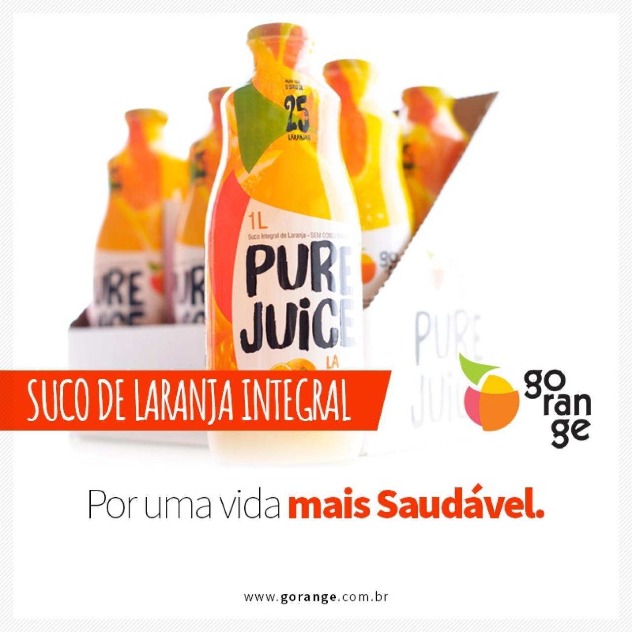 Pure Juice - Por uma Vida mais Saudável