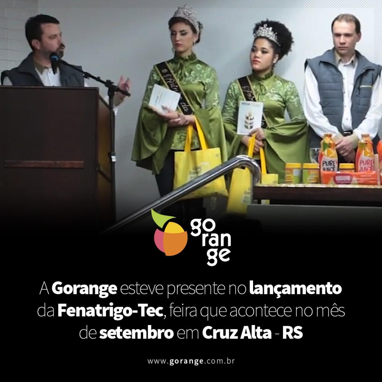 Gorange e Fenatrigo-Tec