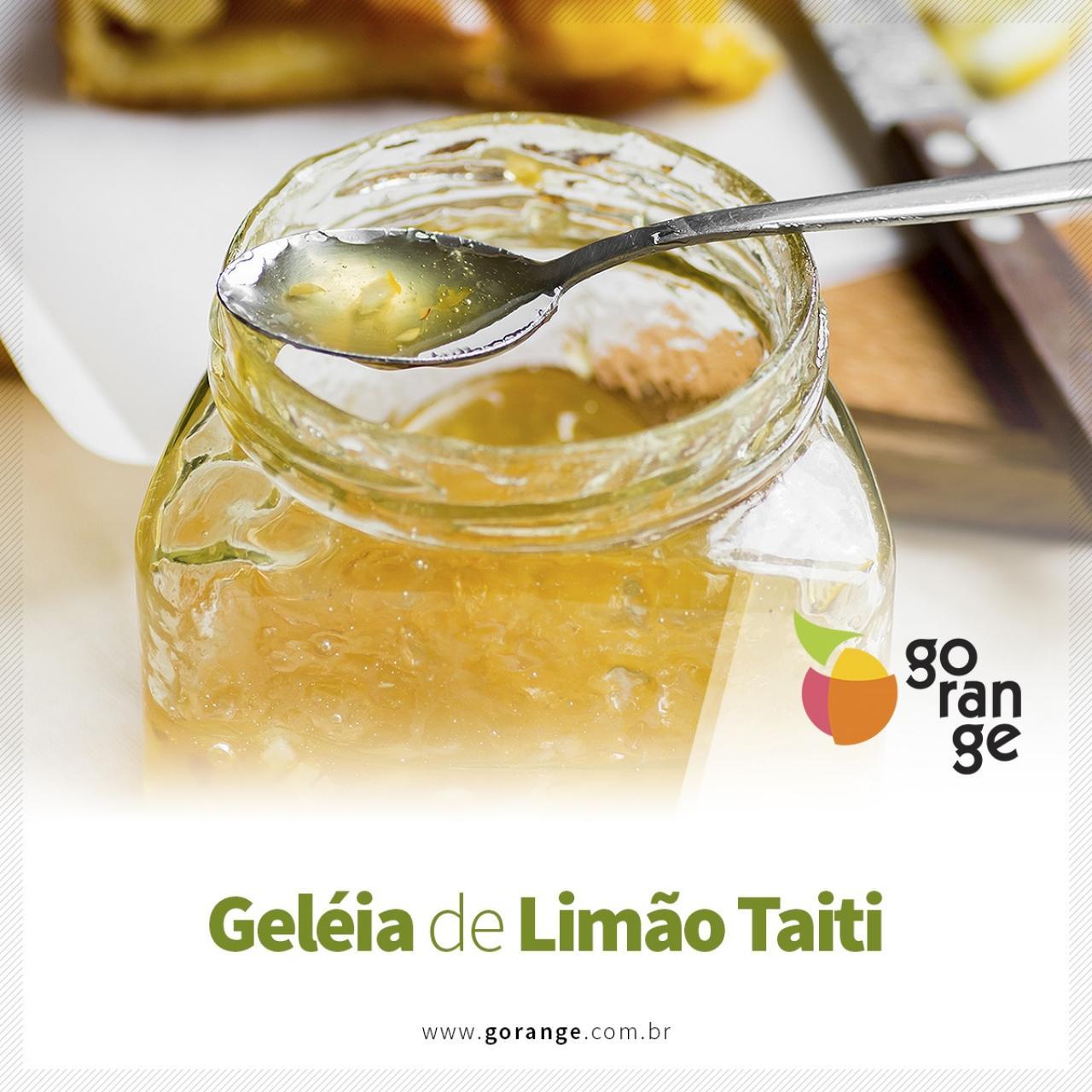 Geléia de Limão Taiti
