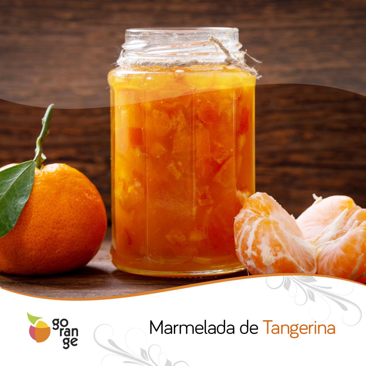 Marmelada de Tangerina