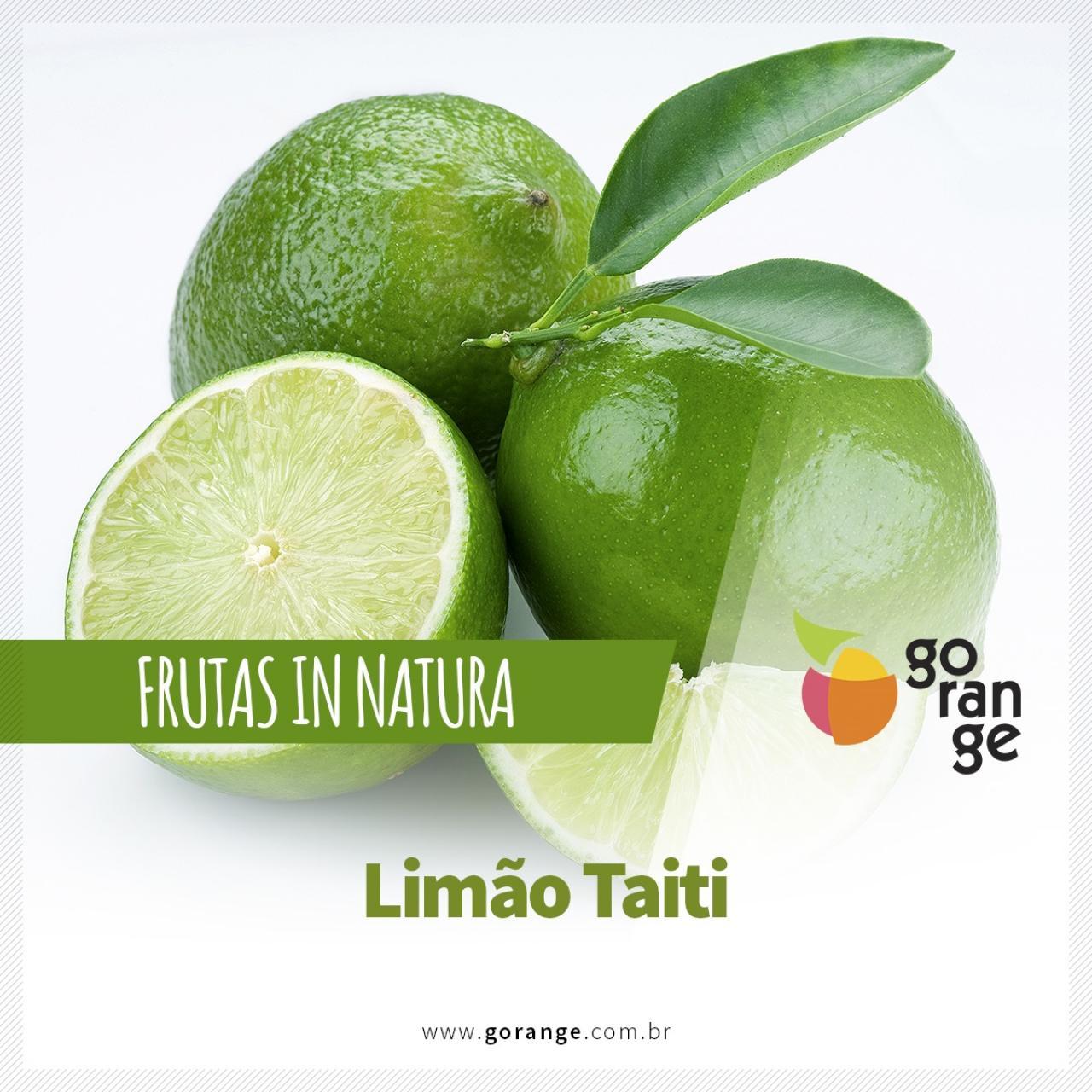 Frutas In Natura: Limão Taiti