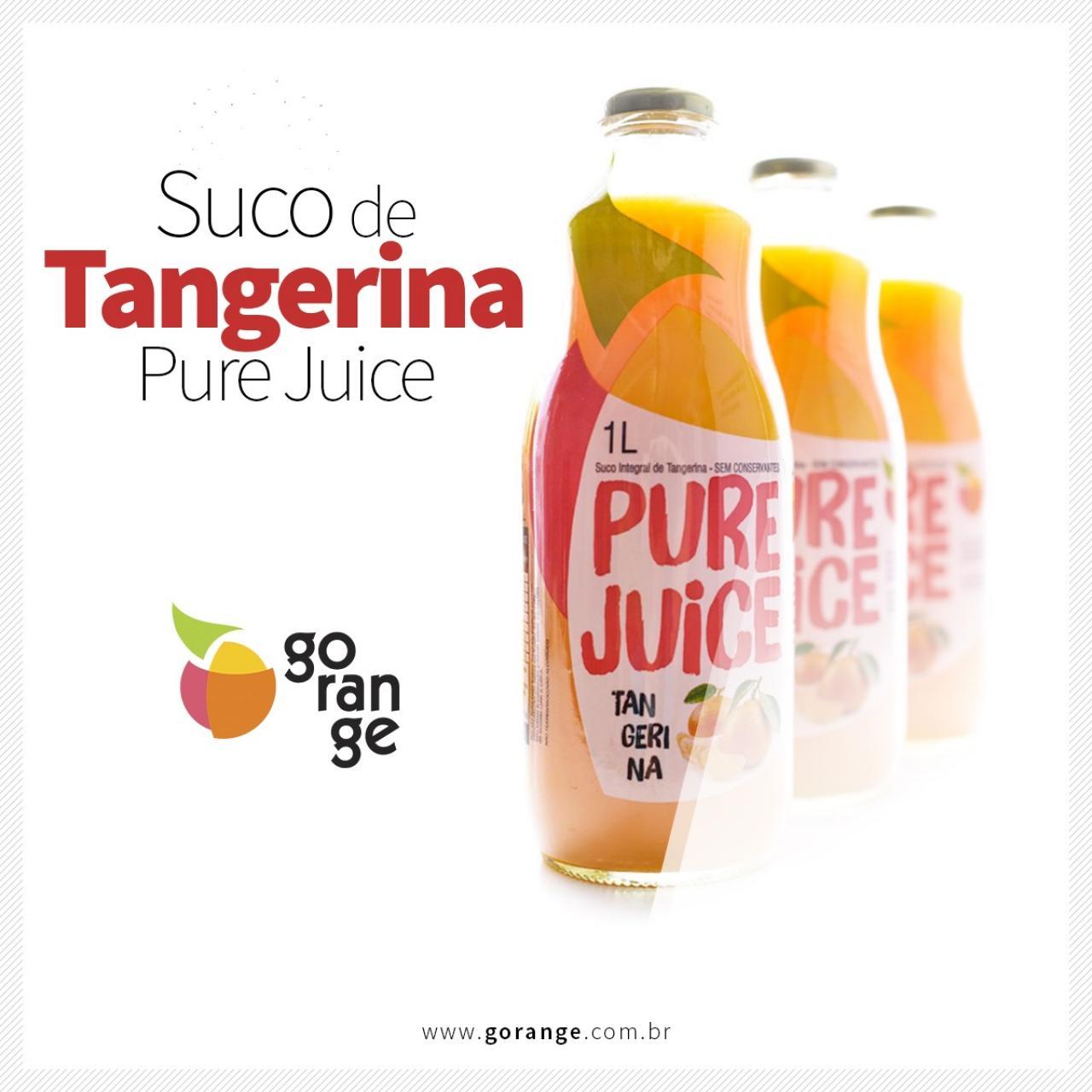Suco de Tangerina Pure Juice