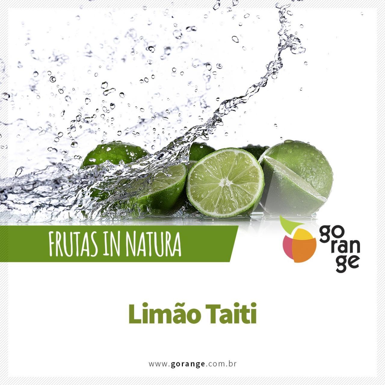 Frutas In Natura Limão Taiti