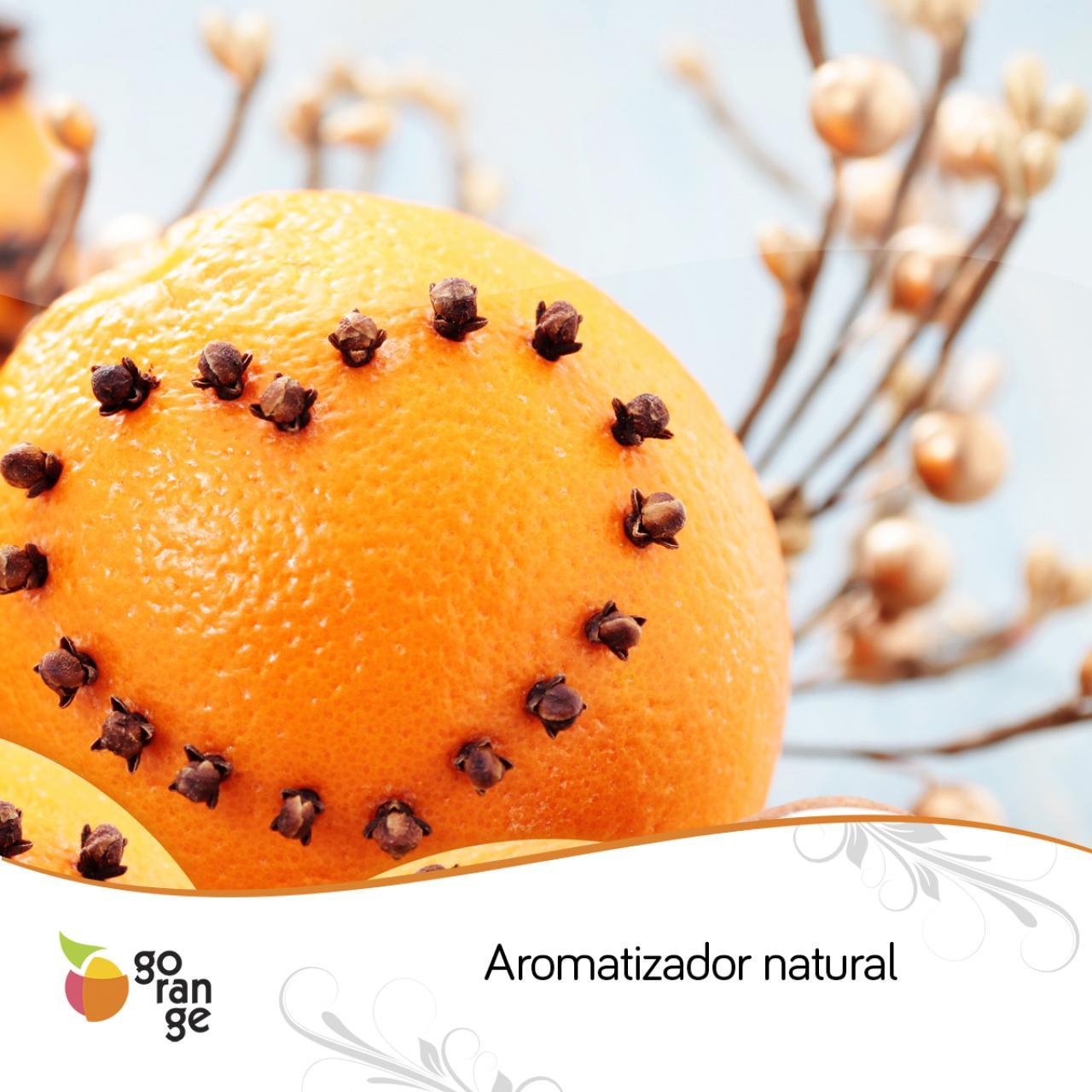 Aromatizador natural