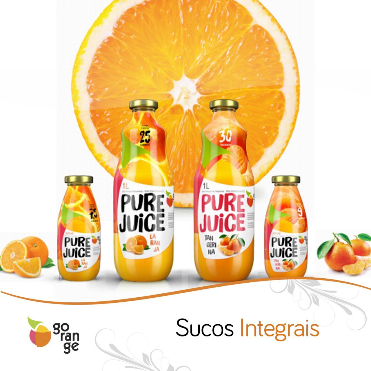 Suco integral tem maior potencial de crescimento entre as bebidas não alcoólicas
