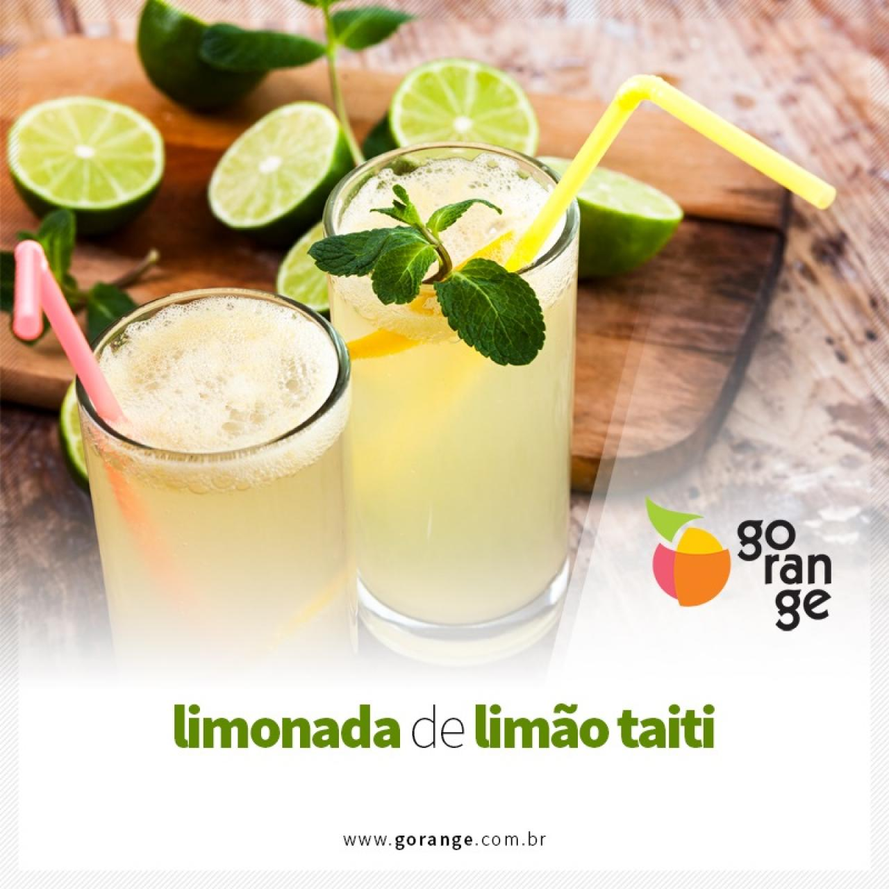 Limonada de Limão Taiti