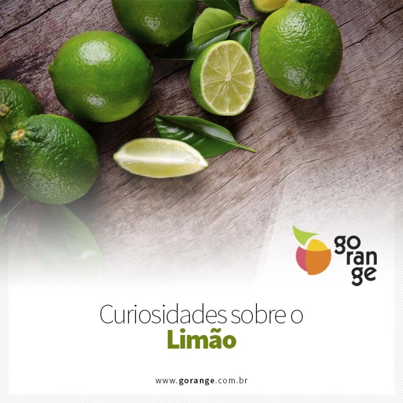 Curiosidades sobre o Limão