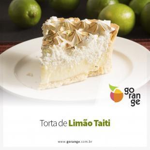 Torta de Limão Taiti