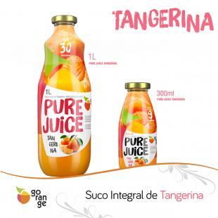 Suco Integral de Tangerina